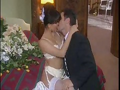 Tania Russof wedding fuck