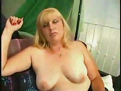 Anal threesome with midget