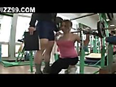 Mosaic; OL seduced fucked by gym coach 01