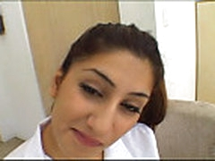 Karima a nice american arab