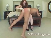 Her husband needs some discipline