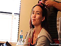 Amai Liu - Behind the Scenes