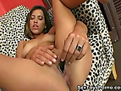 Manuela Febroni And Her Big Dildo