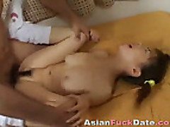 Good Japanese Home Fuck