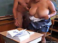 Beautiful big tits BBW