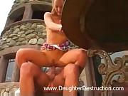 Rough daughter violation