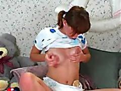 Fucked in diapers - Scene 01