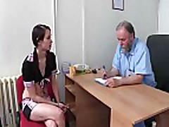 Piss; Tereza gyno exam